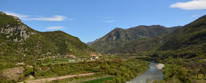Trekking-Rundreise Albanien