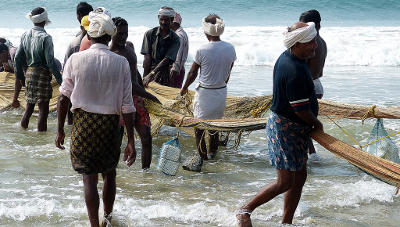 Arabisches Meer: Fischer