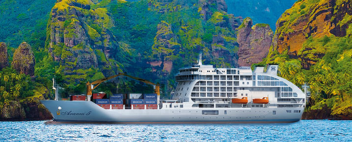 Kreuzfahrt Tahiti und Marquesas