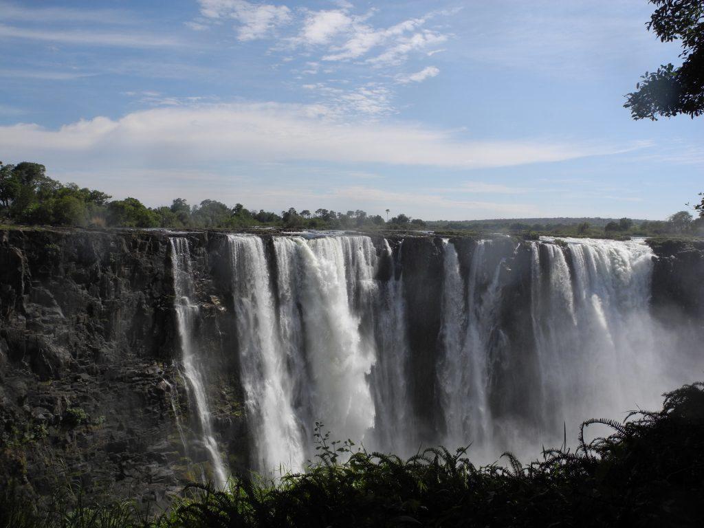 Victoria Falls November 2016