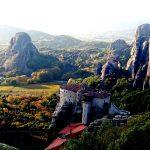 Griechenland - Meteora und Olympische Riviera