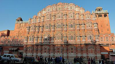 Jaipur: Palast der Winde