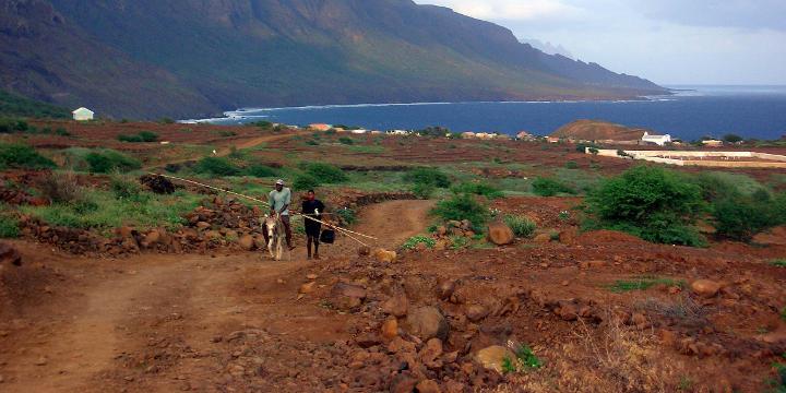 Wandern auf den Kapverden - die Südinseln