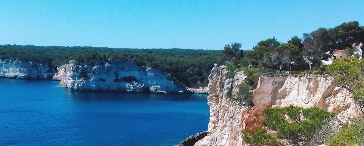 Fahrradreise Menorca