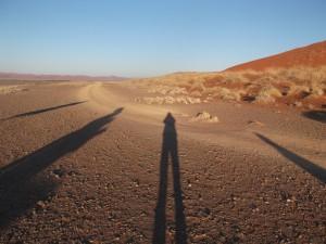Reisebericht Namibia: In der Sossusvlei