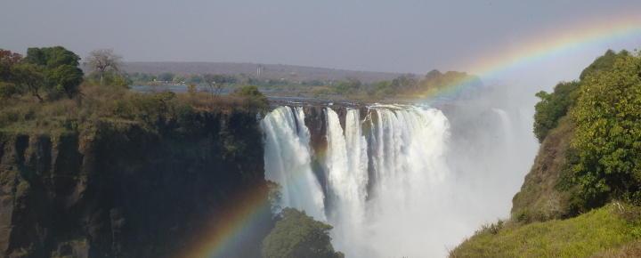Kaokoveld, Etosha NP, Caprivi und Okavangodelta