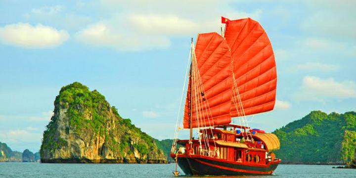 Individualreise Halong Bucht - Mekong Delta