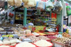 Reisebericht Vietnam: Typischer Gewürzladen