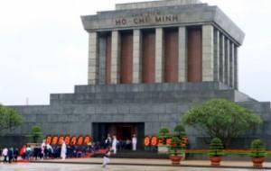 Reisebericht Vietnam: Das Ho Chi Minh Mausoleum
