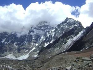 Aconcagua Südwand