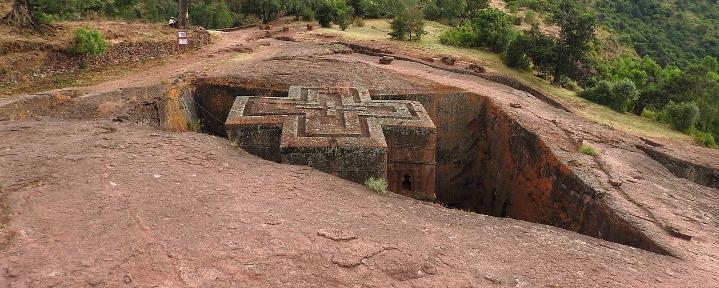 Königreiche Gondar, Axum und Lalibela