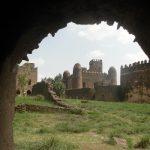 Gondar Schlossruine