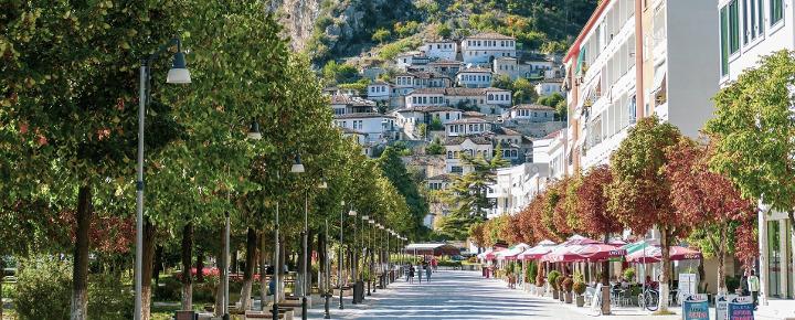Rundreise Albanien