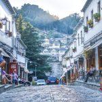UNESCO-Weltkulturerbe Gjirokaster
