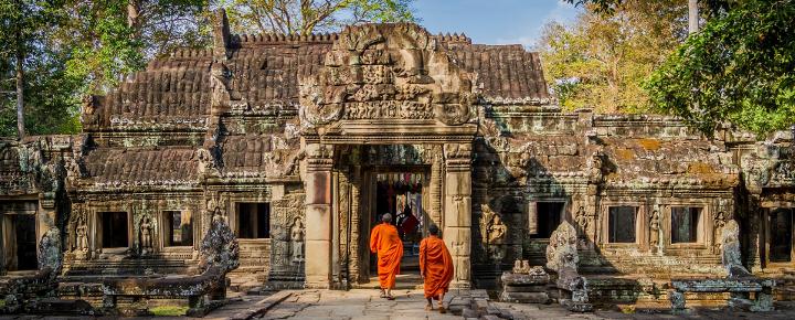 Halongbucht, Mekongdelta & Angkor Wat