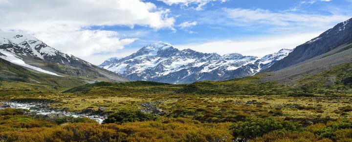 Natur - Reise zur Nord- und Südinsel