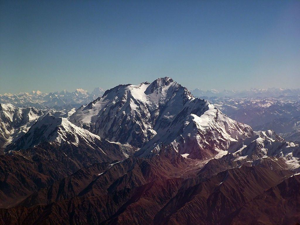 Blick auf den Nanga Parbat (Diamir)