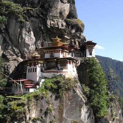 Kloster Taktsang