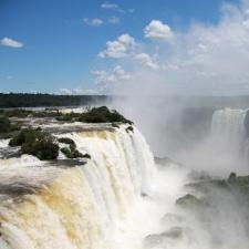 Iguaçu-Wasserfälle