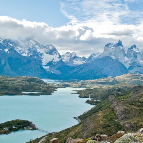 Torres del Paine-Spitzen