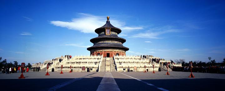 Kultur, Natur und Gartenkunst Chinas