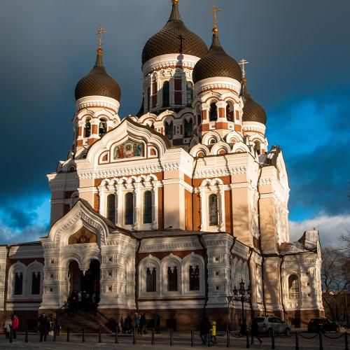 Tallinn Kathedrale