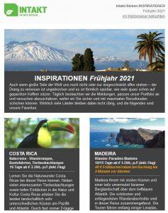 Inspirationen Frühjahr 2021