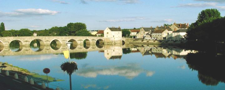 Familien-Kanutour auf der Loire