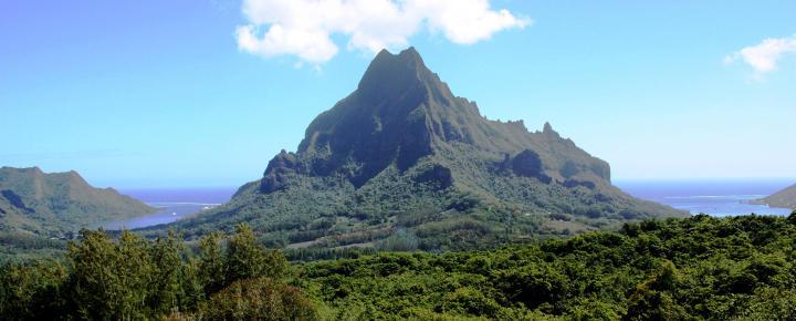 Patagonien, Osterinsel und Tahiti