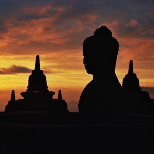 Tempel von Borobudur