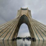 Teheran Freiheitsturm