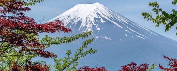 Fuji Trekking- und Kultur-Rundreise