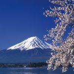 Der Gipfel des Fuji
