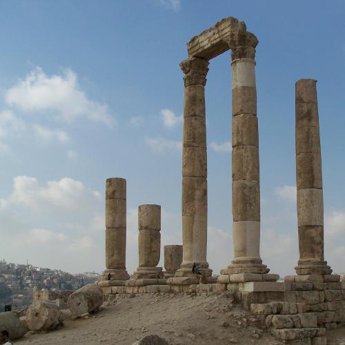Amman Ruinen