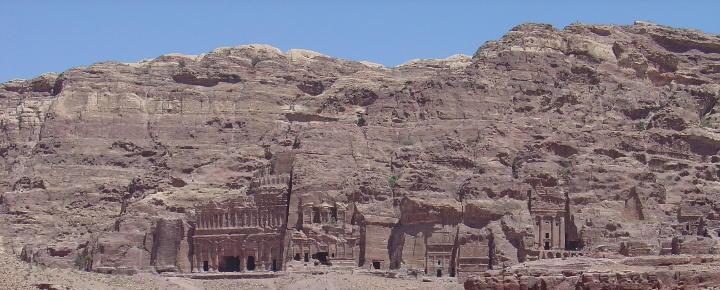 Kultur- und Wanderreise Jordanien