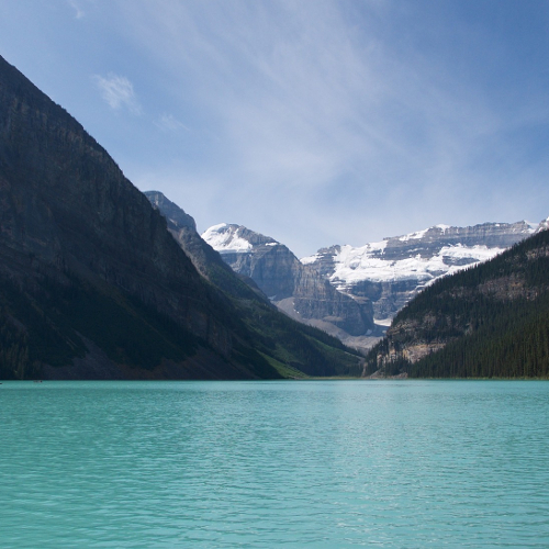 Kanada - Lake Louise in den Rocky Mountains