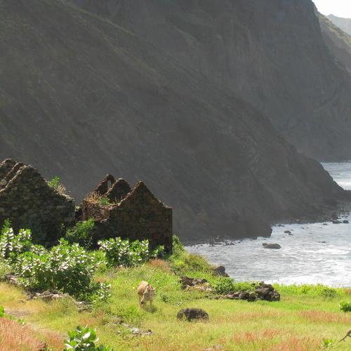 Steilküste Santo Antao