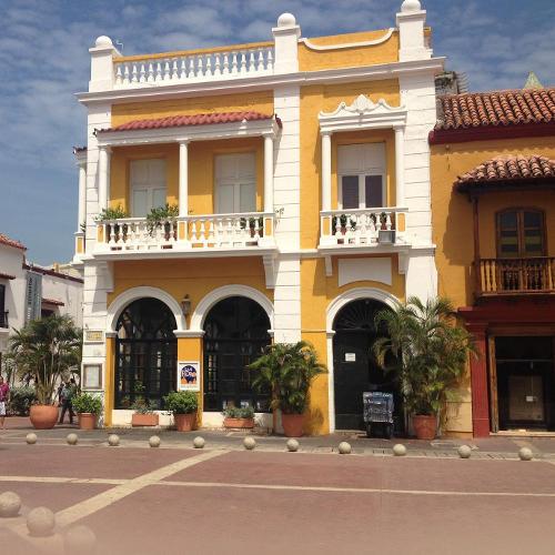 Platz Cartagena