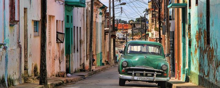 Rundreise Kuba mit Strandurlaub