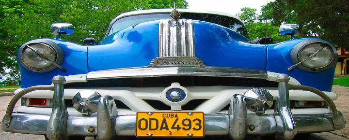 Kulturreise durch das historische Kuba