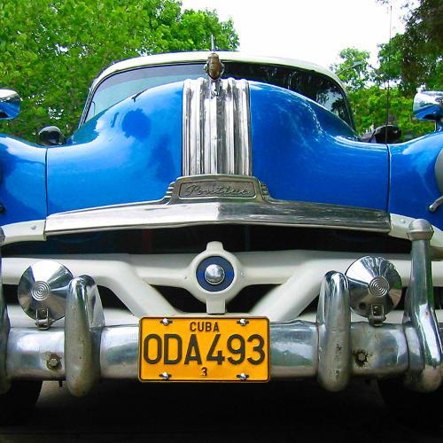 Privatreise Kuba - Fahrt im Oldtimer