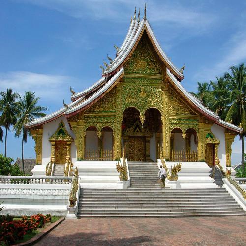 Königspalast Luang Prabang