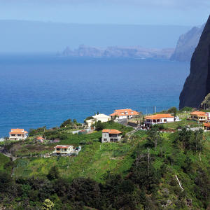 Madeira: Steilküste