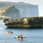 Malta: Sea Kayaking