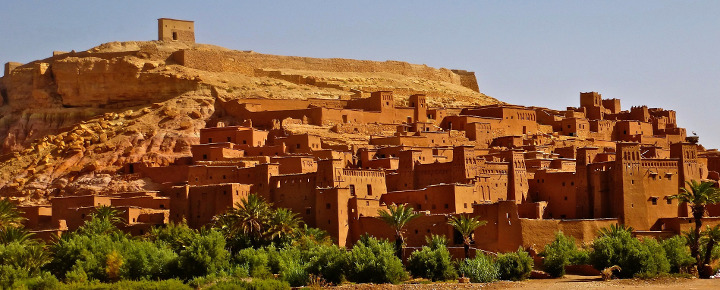 Fahrradreise Marrakesch