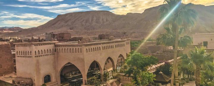 E-Bike-Tour Marokko