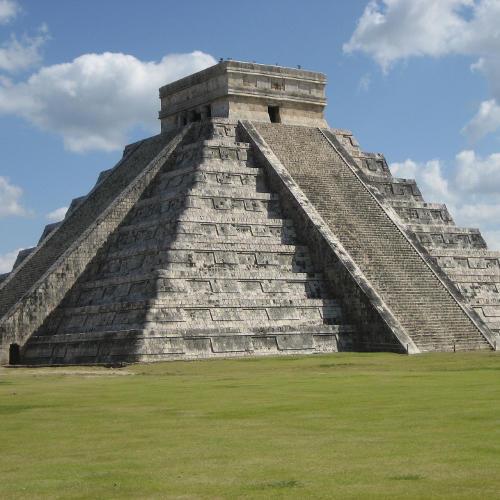 Chichen Itza Pyramide