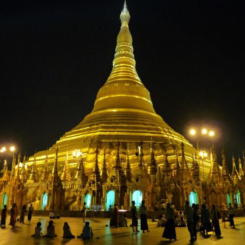 Shwedagon-Pagode