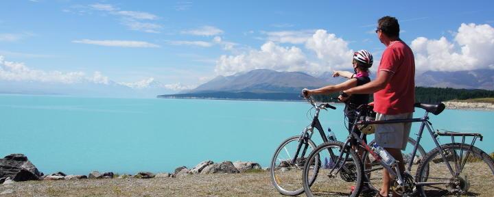 Fahrradreise Neuseeland