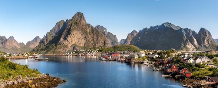 Wanderreise Norwegen und Lofoten